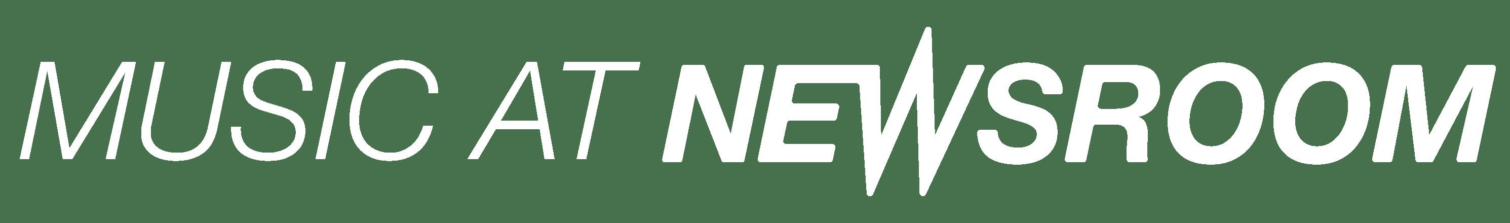 Logo Music at Newsroom Website